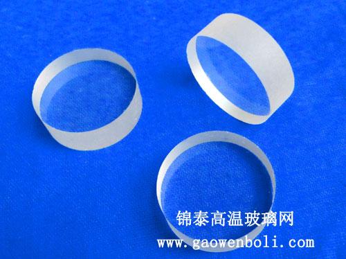 圆形钠钙玻璃(DIN8902)