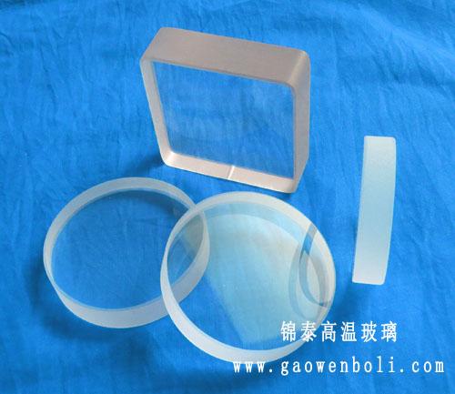 耐高温钢化玻璃